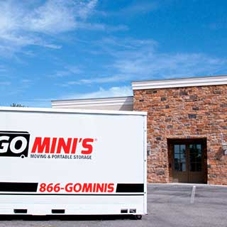 Moving and Storage for business